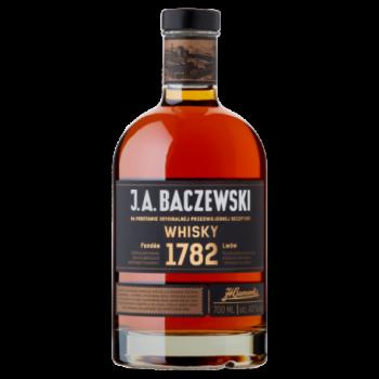 J.A. Baczewski Whisky 700 ml