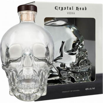 Crystal Head Vodka -...