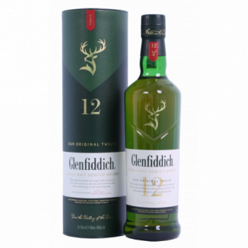 Glenfiddich Aged 12 Years...