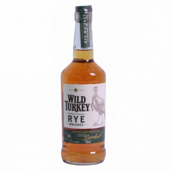 Wild Turkey Rye Whiskey 700 ml