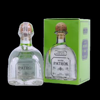 Patrón Silver Tequila 700 ml