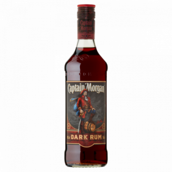 Captain Morgan Dark Rum 700 ml