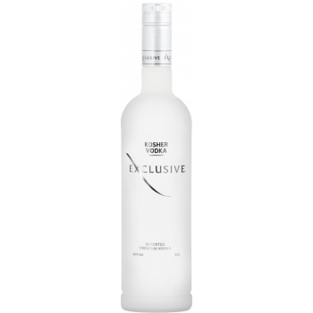 EXCLUSIVE KOSHER VODKA 0,7L