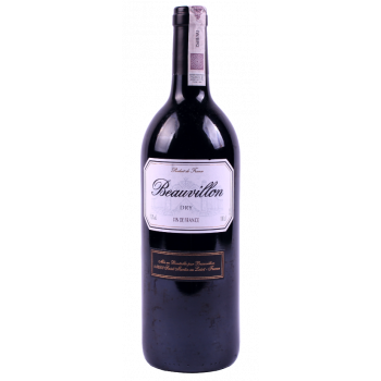 BEAUVILLON RED DRY 1L