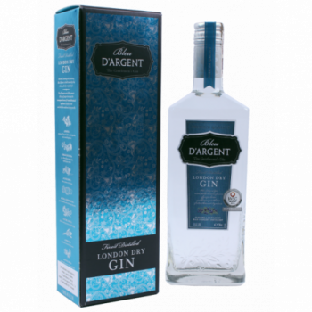 BLUE DARGENT GIFT BOX 0,7L