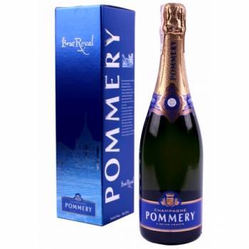 CHAMPAGNE POMMERY 0,75L...