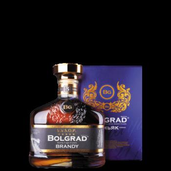 BOLGRAD 5-YO VVSOP BRANDY...
