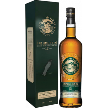 Inchmurrin 12 YO Single Malt