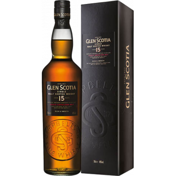 Glen Scotia 15 YO Single Malt