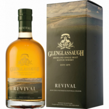 Glenglassaugh Revival Kartonik