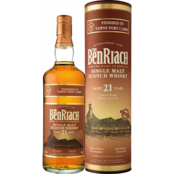 Benriach 21 YO Tawny Port