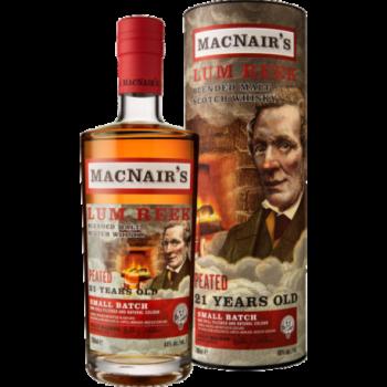 Macnair's Lum Reek 21YO...