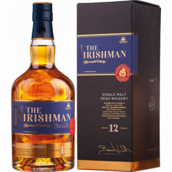 The Irishman 12YO Single...