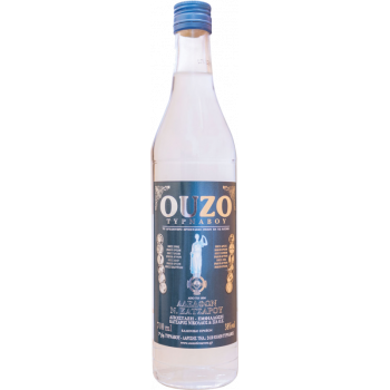 Ouzo Tirnavou Classic Bottle