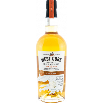 West Cork 12YO Rum Cask Malt