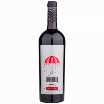 UMBRELLA SEMI DRY MERLOT