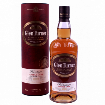 GLEN TURNER SINGLE MALT 0,7