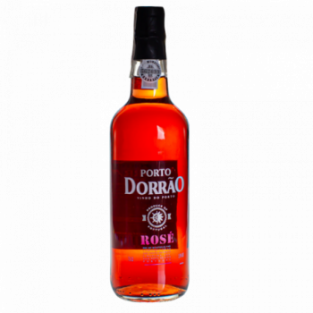 PORTO DORRAO ROSE 0,75L