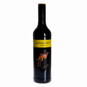 YELLOW TAIL SHIRAZ 0,75L