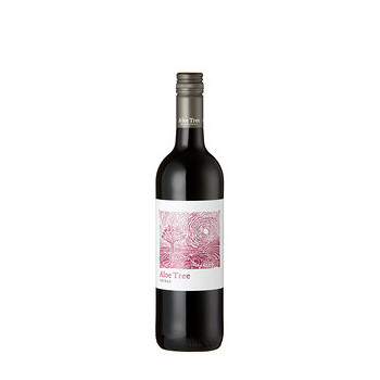 ALOE TREE Shiraz red dry...