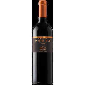 PORTA Reserva Merlot red dry
