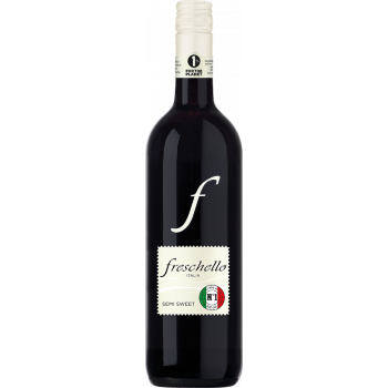 FRESCHELLO red semi sweet...