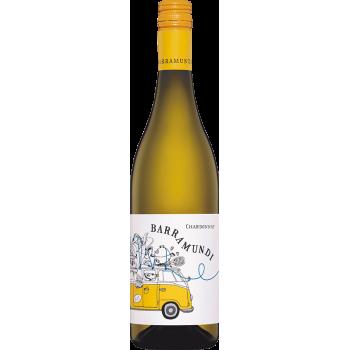 BARRAMUNDI Chardonnay white...