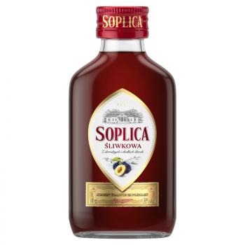 SOPLICA ŚLIWKOWA 0,1L