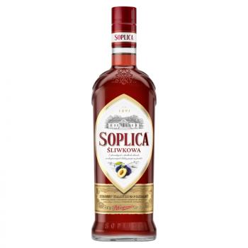 SOPLICA ŚLIWKOWA 0,5L