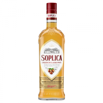 SOPLICA ORZECH LASKOWY 0,5L
