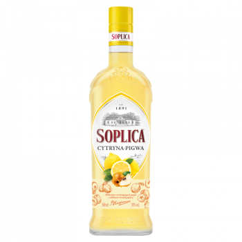 SOPLICA PIGWOWA 0,5L