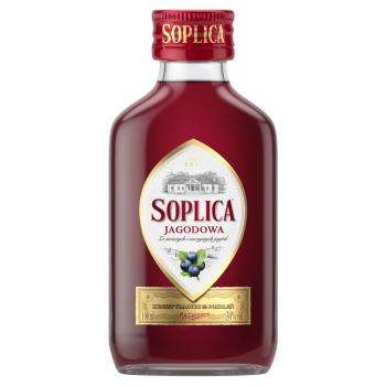 SOPLICA JAGODOWA 0,1L