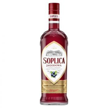SOPLICA JAGODOWA 0,5L