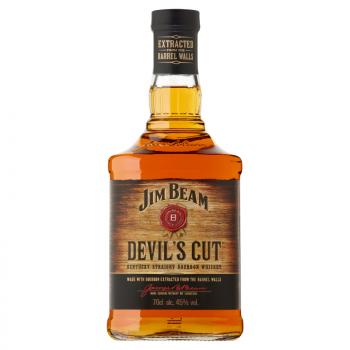 JIM BEAM DEVILS CUT 0,7L