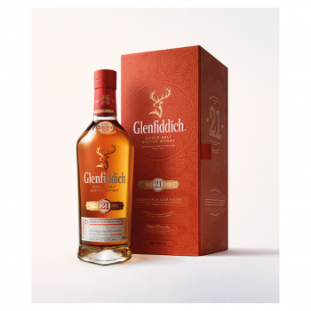 Glenfiddich Aged 21 Years...