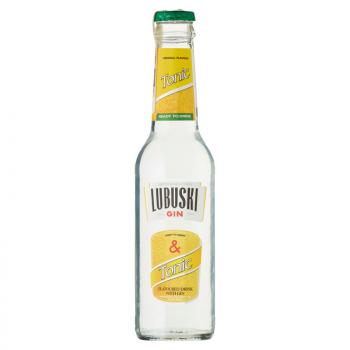 GIN LUBUSKI&TONIC 0,275L