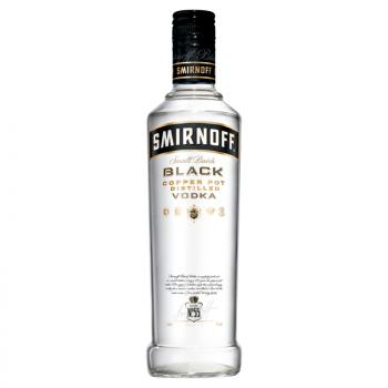 SMIRNOFF BLACK 0.5L