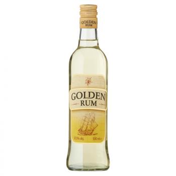 GOLDEN RUM 0.5L