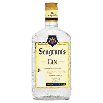 GIN SEAGRAMS 0,350L