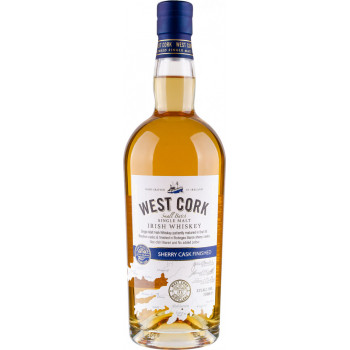 WEST CORK SHERRY CASK 0,7L