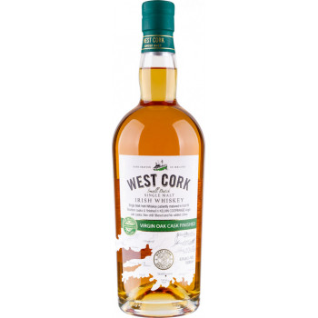 WEST CORK VIRGIN OAK CASK