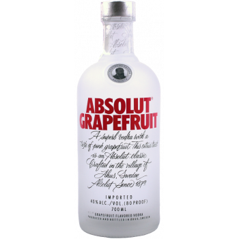 ABSOLUT GRAPEFRUIT 0,70L
