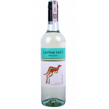 YELLOW TAIL MOSCATO 0,75L