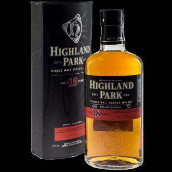 HIGHLAND PARK 18YO 0,7L