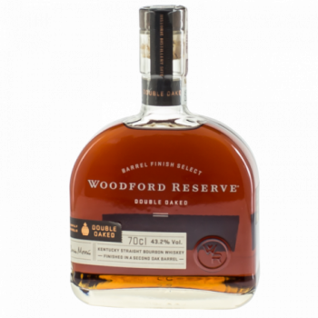 WOODFORD RESERVE DOUBLE OAK0,7