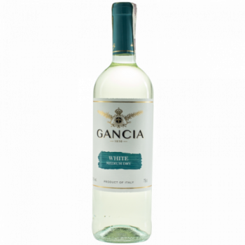 GANCIA WHITE  0,75L