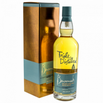 BENROMACH TRIPLE DIST.2009 0,7