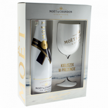 MOET CHANDON ICE + KIELI 0,75L