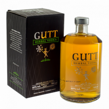 GUT VODKA HERBAL 0,7L