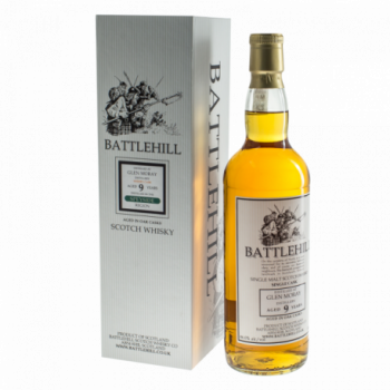 BATTLEHILL GLEN MORAY 9YO 0,7L